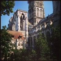 Photo prise au Cathédrale Notre-Dame de Rouen par Frederick T. le7/8/2013