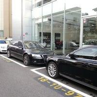 Photo taken at 아우디 용산 (Audi Yongsan) by Jean P. on 11/7/2012