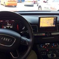 Photo taken at Audi Yongsan Service by Jean P. on 8/22/2014