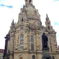 9/27/2012 tarihinde Jean P.ziyaretçi tarafından Martin-Luther-Denkmal'de çekilen fotoğraf