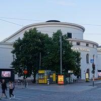 Photo taken at Svenska Teatern by Jean P. on 7/15/2014