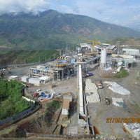 Photo taken at Phu Kham Copper-Gold Project by andri s. on 6/20/2013