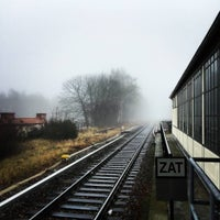 Photo taken at Biesdorf-Süd by Mohammad M. on 12/14/2015