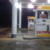 Photo taken at Shell by Stephanie C. on 12/22/2013