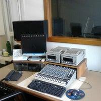 Photo taken at RBS Rádios by César M. on 5/9/2014