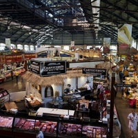 Foto tomada en St. Lawrence Market (South Building)  por Tom P. el 12/31/2012