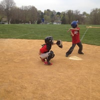 Photo taken at Briarcliff Park Baseball Fields by Tabitha R. on 4/24/2013