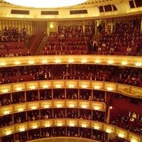 Photo taken at Vienna State Opera by Albert R. on 1/13/2013