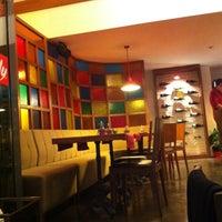 11/10/2013 tarihinde Gamze Ç.ziyaretçi tarafından Casa Rosso'de çekilen fotoğraf