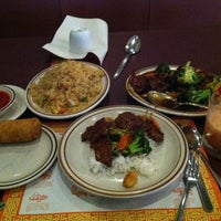 Photo taken at First Wok Chinese by Nick H. on 7/9/2013