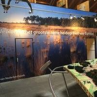 Photo taken at Bezoekerscentrum Dwingelderveld by Marianne S. on 4/27/2015