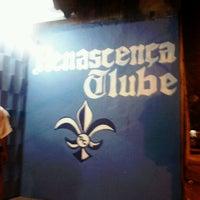 Photo taken at Renascença Clube by Patty G. on 5/13/2013