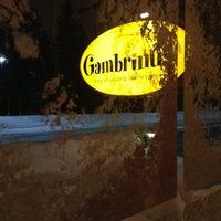 Photo prise au Gambrinus - Brasserie Artisanale par Geoffroy V. le1/3/2013