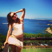 Photo taken at Hotel Almadraba Park by Katerina L. on 8/10/2013
