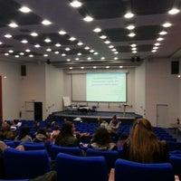 Photo taken at CEME (Charleroi Espace Meeting Européen) by Yoann L. on 11/9/2012
