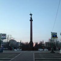 Снимок сделан в Трубная площадь пользователем Olga Y. 3/22/2013