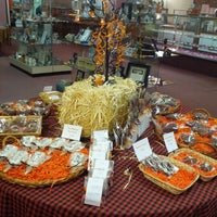 Photo taken at Abbotts Candy Store by Kayleigh H. on 10/29/2012