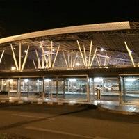Photo taken at Kempegowda International Airport (BLR) by Bhaarath M. on 5/19/2013