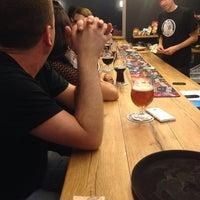 Photo taken at BeerGeek Bar by Kseniya I. on 10/11/2014