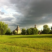 6/21/2013 tarihinde Anna P.ziyaretçi tarafından Kolomenskoje'de çekilen fotoğraf