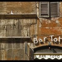 Photo taken at Bar Totò by Michael on 5/15/2013