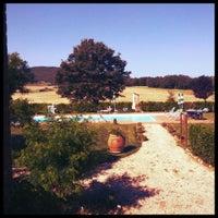 Photo taken at Borgo il Villino by Karmen K. on 6/17/2013