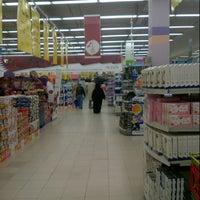 Photo taken at Lulu Hypermarket by Algie D. on 12/15/2012