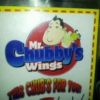 Photo taken at Mr. Chubby's Wings by Brad N. on 12/2/2012