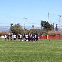Photo taken at Santa Clara High School by Krisztina H. on 4/5/2014