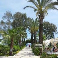 Photo taken at Viking Nona Beach by Gatis B. on 5/24/2014