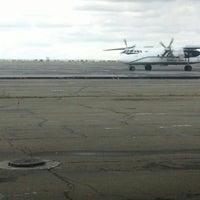 Photo taken at самолет Абакан-Новосибирск by Olga M. on 9/16/2013