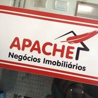 Photo taken at Apache Negócios Imobiliários by Fernando S. on 7/15/2013