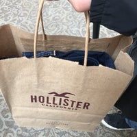 Photo taken at Hollister by Anne L. on 5/13/2017