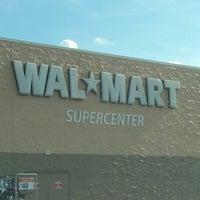 Photo taken at Walmart Supercenter by Michael Y. on 7/16/2013