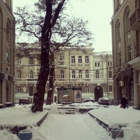 Photo taken at Вулиця Сумська / Sumska Street by Anastasiia C. on 3/11/2013