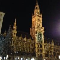 Das Foto wurde bei Marienplatz von Семен am 3/17/2013 aufgenommen