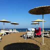 Photo taken at Mediterranean Resort Hotel by Barış I. on 7/20/2013