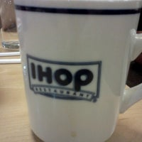 Photo taken at IHOP by Dale D. on 1/11/2013