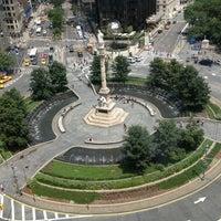 Photo taken at Columbus Circle by Carla M. on 7/13/2013