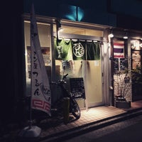 Photo taken at ラーメン屋 つるん by Takami on 1/10/2015