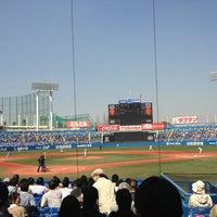 Photo taken at Meiji Jingu Stadium by Takami on 3/16/2013