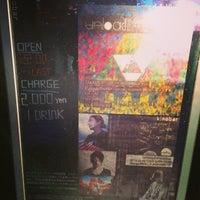 Photo taken at kinobar by Takami on 2/8/2014