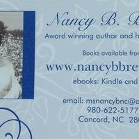 Photo taken at Coffee Hound Book Shop by Nancy B Brewer-author w. on 1/16/2013