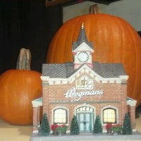 Photo taken at Wegmans by Cadyde on 10/29/2012