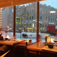 Foto tirada no(a) Cafe King Pong por Julia K. em 12/8/2012