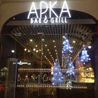 Снимок сделан в ARKA Bar & Grill пользователем Julia K. 12/16/2012