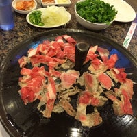 Photo taken at Wangdoyaji Korean BBQ by Cecille P. on 10/17/2013