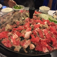 Photo taken at Wangdoyaji Korean BBQ by Cecille P. on 5/16/2015