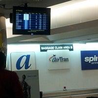 Photo taken at Baggage Claim by Lisa C. on 10/6/2012