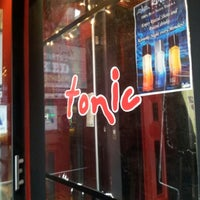 Photo taken at Tonic by Lisa C. on 1/11/2013